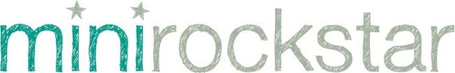 logo minirockstar