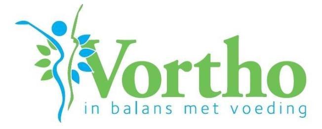 Vortho logoM