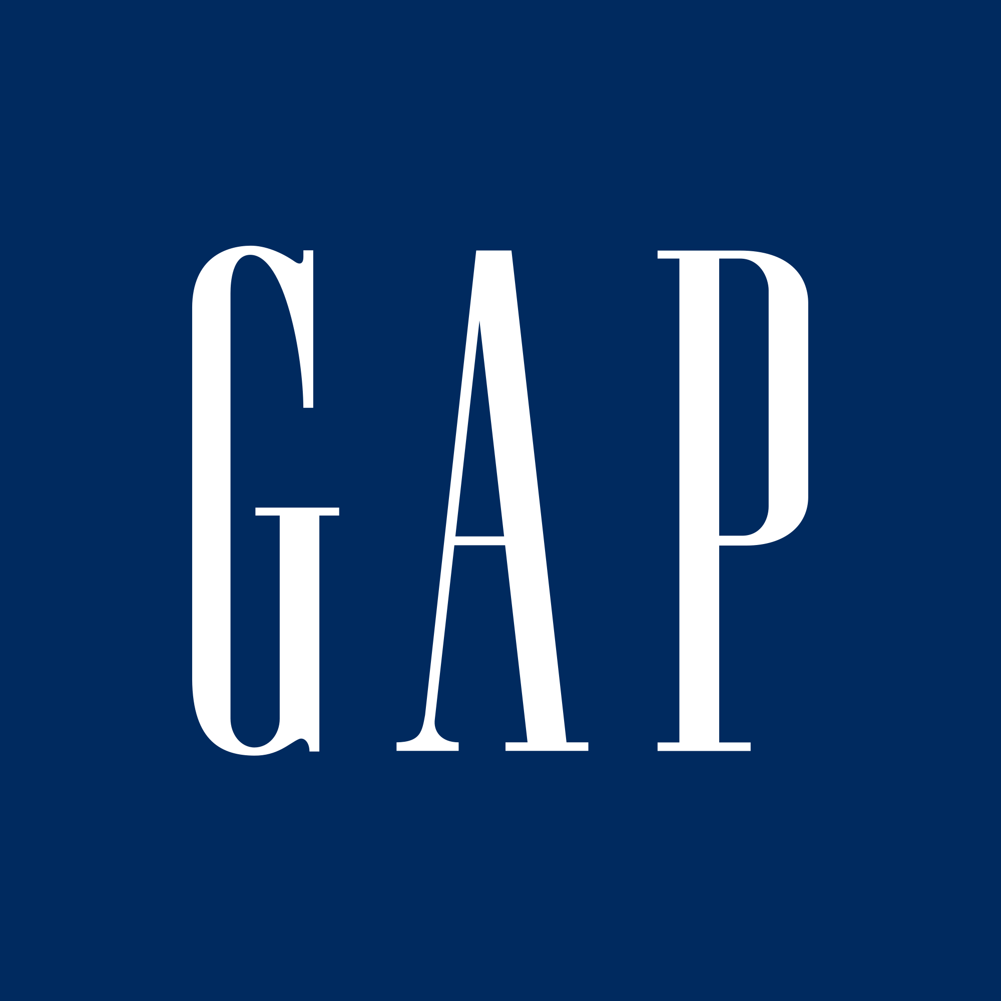 Gap shop online