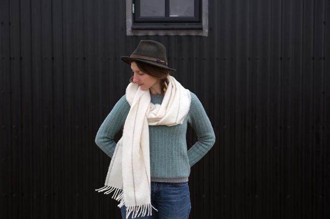 scarf p